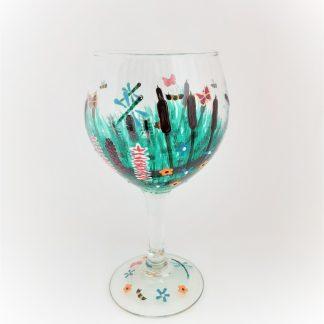 Riverside Gin/Cocktail Glass